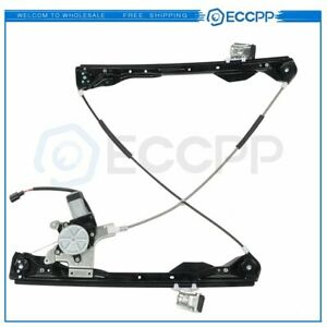 Power Window Regulator For 2000 2007 Ford Focus Front Left With Motor