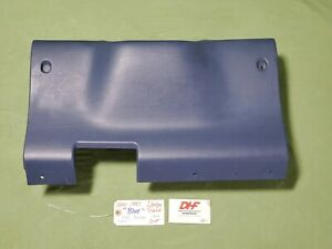 1994 1997 Dodge Ram Dash Knee Bolster Lower Steering Column Cover Oem Blue