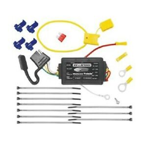 Tow Ready 119186 Trailer Wiring Kit Converter W Circuit Protection Universal
