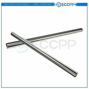 2pcs T 304 Stainless Long Straight Exhaust Pipe 2 5 63mm Tubing 5 Feet