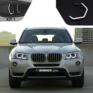 Bmw X3 F25 Pre lci Xenon Bj Iconic Lights Kit 1 Led Ring Angel Eyes Halo Marker
