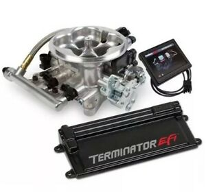 Holley Performance 550 407 Terminator Efi Tbi Conversion Kit With Trans Control