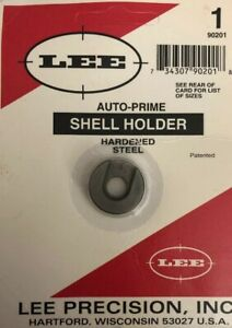 LEE 90201 LEE AUTO PRIME HAND PRIMING TOOL SHELL HOLDER #1  90201-RARE-SHIP N24H $4.88