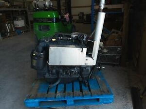 Deutz D2011l041 Diesel Engine 64hp Low Hours With Power Take Off 1031945b Used