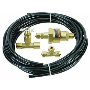Automatic Condensation Moisture Water Draining Kit For Air Compressor Tank