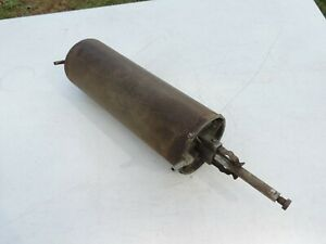 1940 s 1950 s Vacuum Canister Cylinder Unknown Application Packard Studebaker