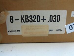 Keith Black Kb320 030 Pistons Ford 351w 408 Stroker