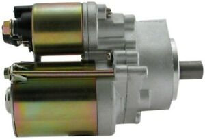 New Starter For Various Models Honda Engines 12 Volt 17t Ccw Replaces Rs41219