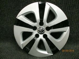 Toyota Prius Hubcap Wheel Cover 2016 2017 2018 15 Factory Toyota 61180a B 1