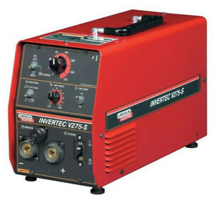 lincoln Electric Invertec V275 s Stick Welder