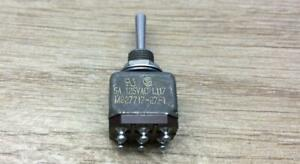 1pc New Honeywell Ms27717 27 1 5a 125v 3 Positions Toggle Push Switch v7203 Ch