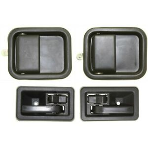 Auto Body Repair Kit Front Lh And Rh For Jeep Wrangler Interior And Exterior
