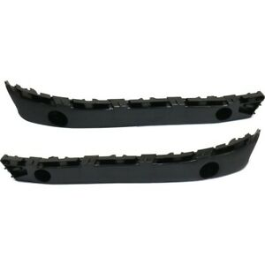 Pair Bumper Face Bar Retainers Set Of 2 Front Left And Right Lh Rh For Sienna