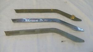 1955 Ford F100 Truck Grille Molding Used Right Passenger B5c 8419 Gull Wings
