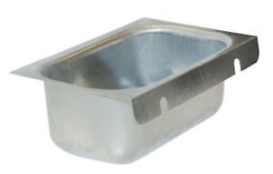 Restaurant Hood Mounted 1 2 Pint Grease Collection Cup