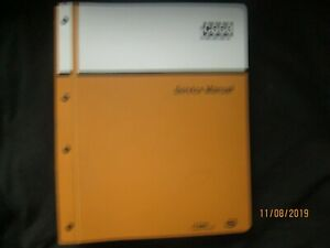 Case 760 Trencher Service Shop Repair Manual Factory Original Oem 1989