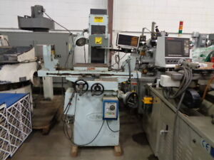 Mitsui 205mh 618 Hand Feed Precision Surface Grinder