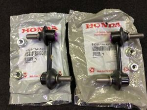New Genuine Honda Accord Front Sway Bar End Link Set 2008 To 2012