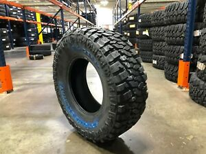 4 New 35 12 50 15 Dick Cepek Extreme Country Tires New Mt Mud 35x12 50r15