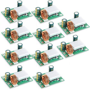 10pcs Dc 9v 12v 24v 36v 48v 72v To 5v 3a Step Down Buck Converter Power Module