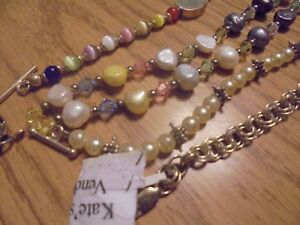 Jewelry Lot To Wear Or Scrap 65 8 Grams Of 925 Sterling Silver 4 Pcs