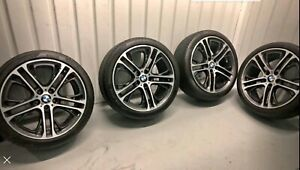 Bmw 20 Factory Wheels Rims Tires X3 F25 Style 310m F26 X4m X4 X3m