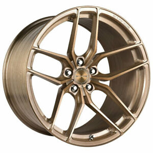 20 Stance Sf03 20x9 Bronze Forged Concave Wheels Rims Fits Audi C6 A6