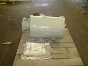 Ge Ge225d3869 Ge Barrel Transformer Oil 460v ac 5hp Pump D525933