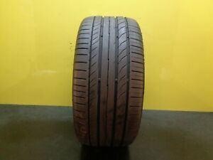 1 Nice Tire Continental Contisportcontact 5 Mo 245 40 17 91w 80 Life 26679