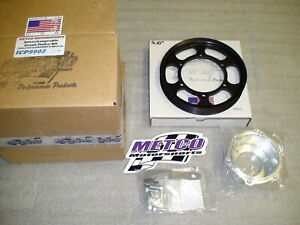 99 04 Lightning Metco Interchangeable Supercharger Lower Crank Pulley Kit 6lb 6