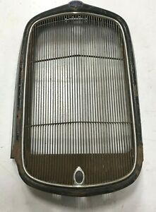 1932 Ford Original Grill Shell And Insert