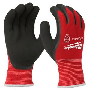 Milwaukee 48 22 8910 Cut Level 1 Insulated Winter Work Gloves S