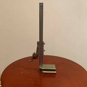 Mitutoyo Height Gage 10 Inch