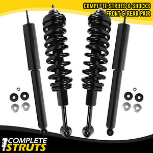 2005 2015 Toyota Tacoma Quick Complete Struts W Coil Springs Rear Shocks