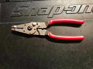 Snap On Pwcs9cf Wire Stripper Crimper Cutter