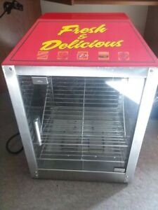 Food Pizza Warmer Display Case