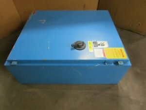 Hoffman A 363012lp 36 x30 x12 Steel Wall Mount Electrical Enclosure Type 12 13