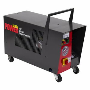 Edwards Hat001 Porta Power 1 Phase 230 Volt