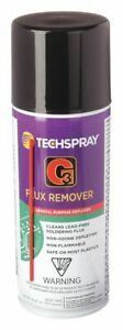 Techspray G3 Flux Remover Non Flammable 16 Oz 16 Oz Electronic Cleaning