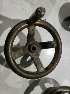 Hand Wheel With 7 Dia Lathe Mill Machinist Machine Tool Hand Wheel 560 Bore