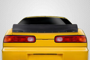 Carbon Creations Rbs Wing Spoiler 1 Piece For 1994 2001 Integra 2dr