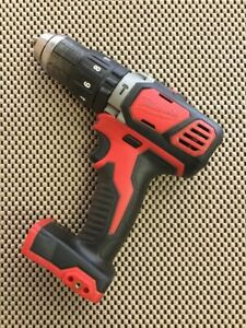 Milwaukee 2607 20 18v Li ion 1 2 Cordless Hammer Drill Driver Tool Only