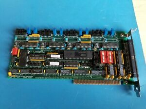 Real Time Devices Rtd Da810 Daq Data Acquisition Control System Isa Board Card