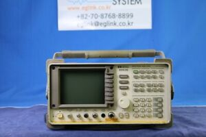 Hp 8563e Spectrum Analyzer 30hz To 26 5ghz Opt006 frequency Extension Down To 30