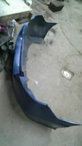 Blue Rear Bumper Cover Coupe Fits 06 11 Civic 71339