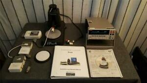 Lucas Labs Pro4 4000 Keithley 2400 Accessoires Manual