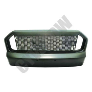 1pcs Black Plastic Front Bumper Vent Grill Grille For 2015 16 Year Ford Ranger