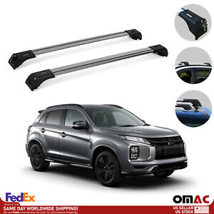 Roof Rack Cross Bars Luggage Carrier Fits Mitsubishi Outlander Sport 2010 2020