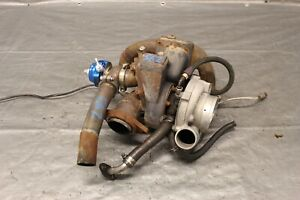 2003 Mitsubishi Lancer Evolution 8 Gsr Garrett Turbocharger Tial Bov 562