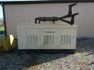 Generac Commercial 100kw Standby Generator